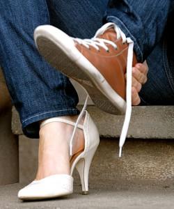Sanitätshaus Orthopädie medwerk ·Einlagen: Doping für die Füße