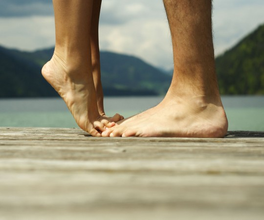 Einlagen. Doping für die Füße